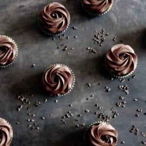 Σοκολατάκια Cupcakes